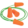 Moldex Mellows Foam Ear Plugs, Foam, Bright Orange, Uncorded MLD 507-6820