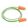 Ring Panel Link Filters Economy: Moldex - Mellows Foam Ear Plugs, Foam, Bright Orange, Corded