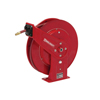 Reelcraft - Heavy Duty Spring Retractable Hose Reels, 3/8 In X 70 Ft