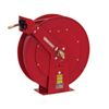 Reelcraft - Heavy Duty Spring Retractable Hose Reels, 1/2 In X 100 Ft