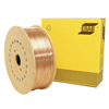 ESAB Welding Solid Wire - Spoolarc 86 Welding Wire, .035 In Dia., 44 Lb Spool ORS 537-1382F05