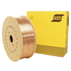 ESAB Welding Solid Wire - Spoolarc 87HP Welding Wires, .035 In Dia., 44 Lb Spool ORS 537-1452F05