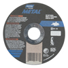 Abrasives: Norton - Metal Wheel, 4 1/2 In Dia, .04 In Thick, 7/8 In Arbor, Aluminum Oxide