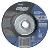 Norton Type 27/42 Gemini Rightcut Cut-Off Wheel, 4 Dia, 5/8 Arbor, 46 Grit, 10/Pack NRT 547-66252842025
