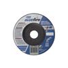 Norton Bluefire Depressed Center Wheels, 6 Dia, 5/8 Arbor, 1/8 Thick, 24 Grit NRT 547-66252843199