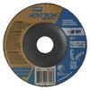 Norton Type 27 Norzon+ Depressed Center Wheel, 4 1/2 Dia, 1/8 Thick, 7/8 Arbor NRT 547-66252843324