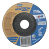 Norton Type 27 Norzon+ Depressed Center Wheel, 4 .5 Dia, 1/4 Thick, 7/8 Arbor, 25/Pk NRT 547-66252843328