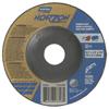 Norton Type 27 Norzon+ Depressed Center Wheel, 5 Dia, 5/8 Thick, 5/8 Arbor, 20 Grit NRT 547-66252843332