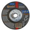 Norton Gemini Cut-Off Wheel, Type 27, 4 1/2 In Dia, 1/8 In Thick NRT 547-66252843590