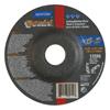 Norton Gemini Cut-Off Wheel, Type 27, 1/8 In Thick, 4 1/2 In Arbor NRT 547-66252843591