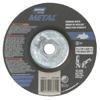 Norton Gemini Depressed Center Wheel, 5 Dia, 0.045 Thick, 7/8 Arbor, 46 Grit NRT 547-66252842036