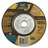 Norton Quantum3 Cut-Off Wheel, 4 1/2 In Dia, 1/4 In Thick, 5/8 In - 11 Arbor NRT 547-66253370793