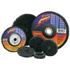 Abrasives: Norton - Bear-Tex Rapid Strip Discs