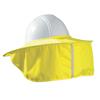 OccuNomix Stow Away Hard Hat Shades, Hi-Viz Yellow, Most Regular Hard Hats OCC 561-899-HVY
