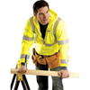 OccuNomix Hi-Visibility Sweatshirt Jackets 561-LUX-SWT3HZ-O2X
