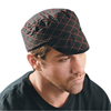 OccuNomix Tuff Nougies Black Quilted Beanie, One Size, Black OCC 561-TN3-1