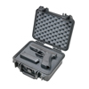 Pelican Small Protector Cases, 1200 Case, 7.12 In X 4.12 In X 9 1/4 In, Black PLC 562-1200-100-110