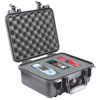 Pelican Small Protector Cases, 1400 Case, 8.87 In X 5.18 In X 11.81 In, Black PLC 562-1400-000-110