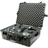 Pelican Large Protector Cases, 1600 Case, 16 1/2 In X 7.87 In X 21.43 In, Black PLC 562-1600-000-110