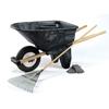 Rubbermaid Commercial Contractors Wheelbarrow RCP 5658-61 BLA