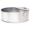 Plews Galvanized Pans PLW570-75-750
