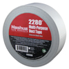 Adhesives & Tapes: Berry Plastics - 2280 General Purpose Duct Tapes, White, 55M X 48mm X 9 Mil