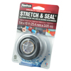 Adhesives & Tapes: Berry Plastics - Stretch & Seal Self Fusing Silicone Tapes, 1 In X 10 Ft, 20 Mil, Black