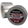Berry Plastics Premium Foil Tapes, 2 In X 50 Yd, 3.5 Mil, Aluminum BER 573-1087645