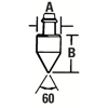 Proto Standard Tips PTO 577-4012T