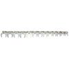 Proto 13 Piece Metric Crowfoot Wrench Bit Sets PTO 577-49000MCF