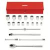 "Proto Torqueplus™ 12-Point 3/4"" Drive Tool Socket Sets PTO 577-55102"