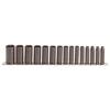 Proto Torqueplus™ 15 Piece Deep Impact Socket Sets PTO 577-72116
