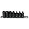 Proto 7 Piece Female Torx® Impact Socket Sets PTO 577-72132