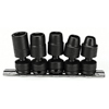 Proto Torqueplus™ 5 Piece Universal Impact Socket Sets PTO 577-72142
