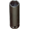 Proto Torqueplus Thin Wall Deep Impact Sockets, 1/2 In Drive, 15/16 In, 6 Points PTO 577-7330HT