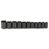 Proto Torqueplus™ 11 Piece Impact Socket Sets PTO 577-74102