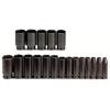 Proto Torqueplus™ 19 Piece Deep Impact Socket Sets PTO 577-74116
