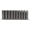 Proto Torqueplus™ 10 Piece Metric Deep Impact Socket Sets PTO 577-74212