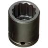 Proto Torqueplus™ Impact Sockets 1/2 in PTO 577-7424S