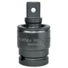 "Proto: Proto - 1/2"" Drive Impact Universal Joint Sockets, 1/2 In Drive, Black Oxide, 2.6"" Long"