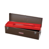 tool storage: Proto - Carpenter's Boxes, 8 1/2 In D X 9 1/2 In H, Steel, Brown