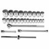Blackhawk 28 Piece Standard Socket Sets BLH 578-428-BS