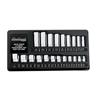 Blackhawk 21 Piece Standard Socket Sets BLH 578-8921NB