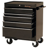 tool storage: Blackhawk - 5 Drawer Roller Cabinets