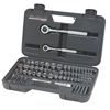 Blackhawk 64 Piece Standard & Metric Socket Sets BLH 578-97065
