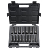 Blackhawk 16 Piece Deep Impact Socket Sets, 1/2 In, 6 Point BLH 578-UW-516MDS