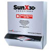 First Aid Only Sunx30 Sunscreen Lotion Packets, 50 Per Box FAO 579-18-350
