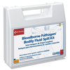 First Aid Only Bloodborne Pathogen Protection Kits, Plastic, Portable; Wall Mounted FAO 579-214-U/FAO