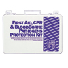 First Aid Safety First Aid Kits: Pac-Kit - 36 Unit Steel First Aid Kits