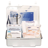 first aid kits: 25 Person Contractor's First Aid Kits